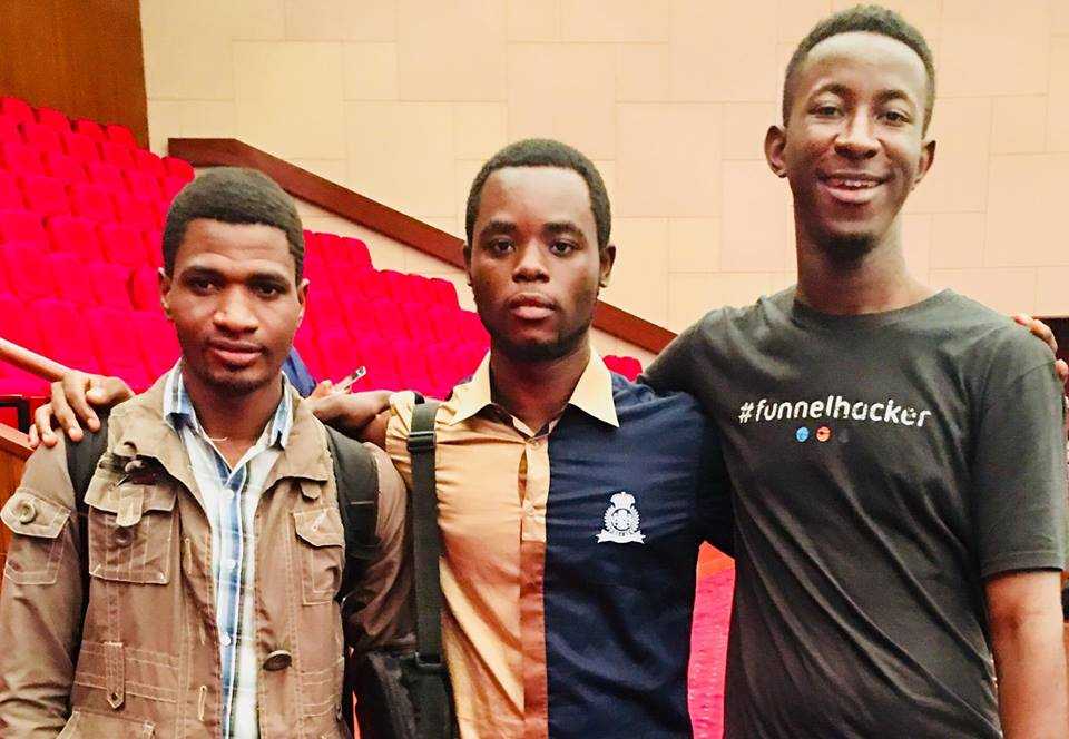 #CRYPTOAFRICA: LEADERS of The #Bitcoin school?