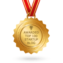 ADMP TOP100 StartUp Blog of The Year 2017 By FeedSpot
