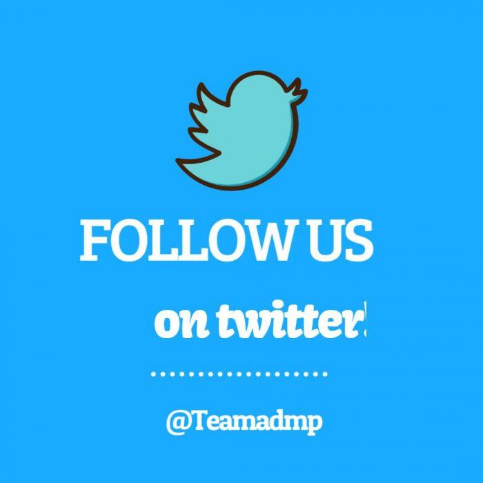 ADMP Logo - @TeamADMP