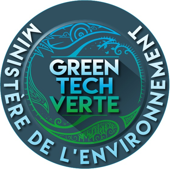 The unfatomable Greentech Logo in Paris