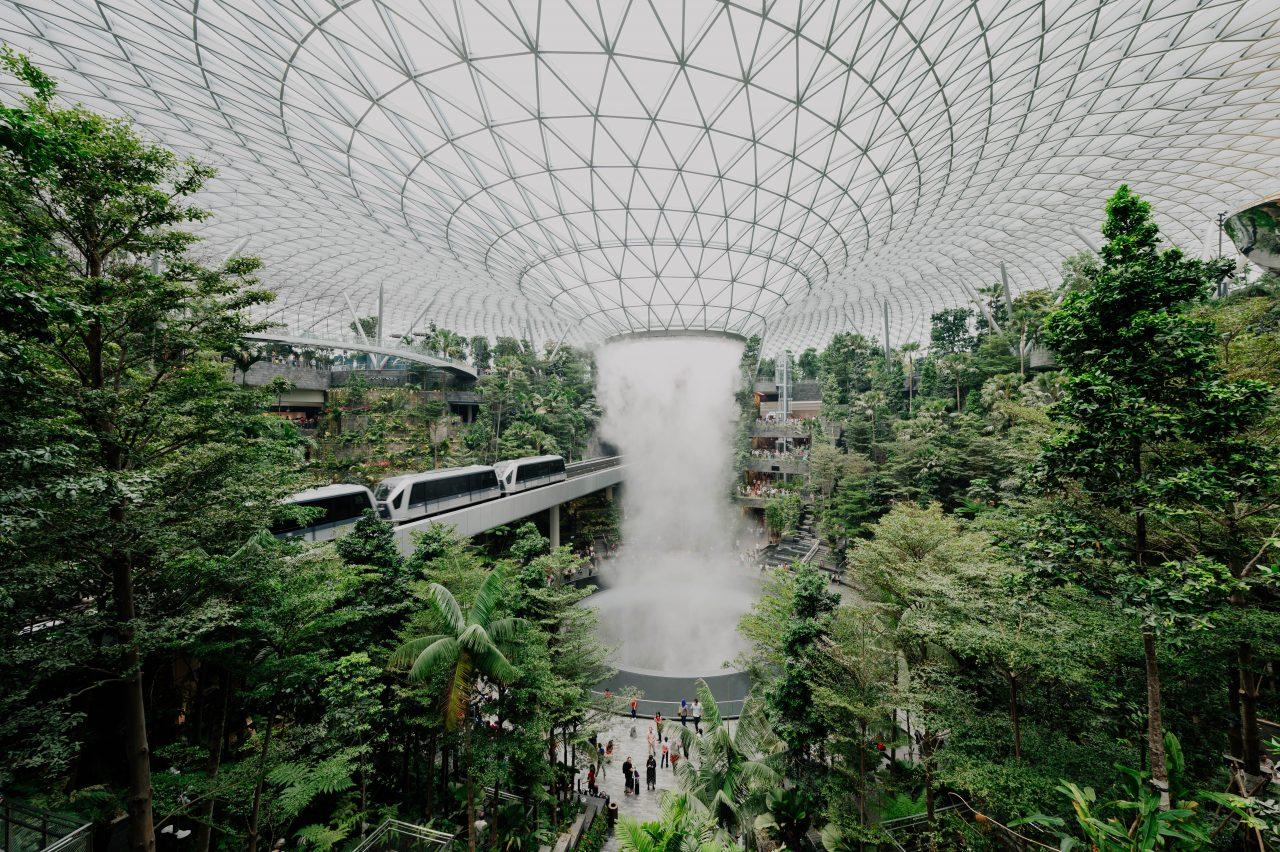 #SingaporeAirport