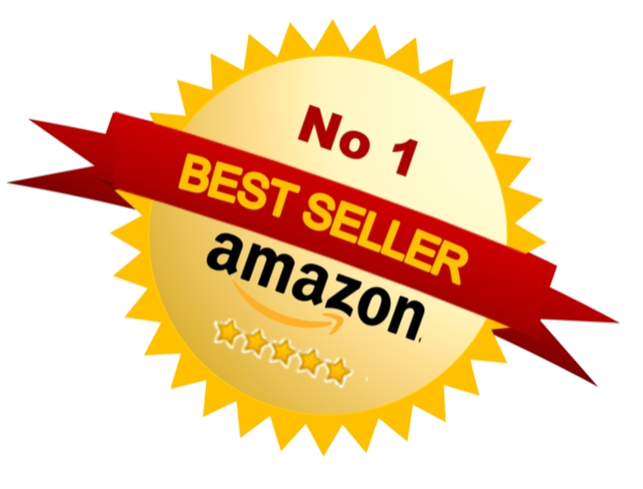 #Amazon best selling badge
