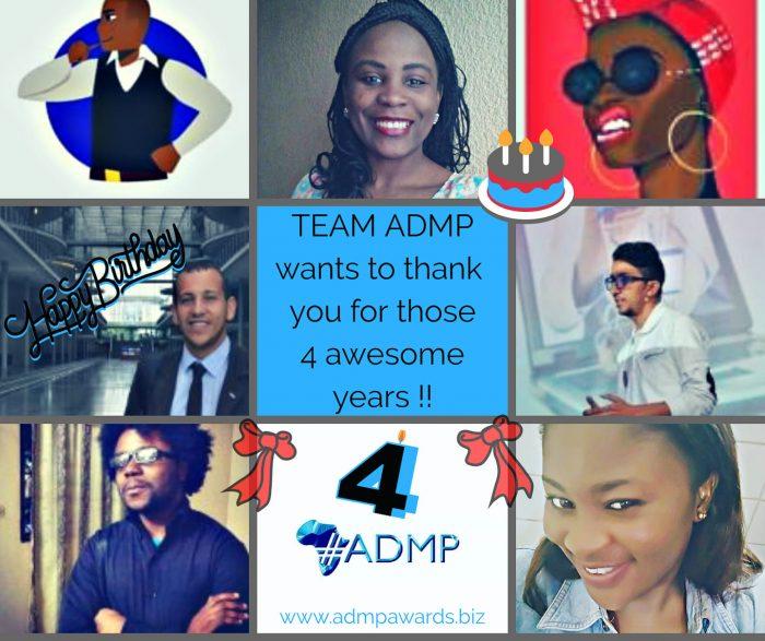 #HBDADMP!