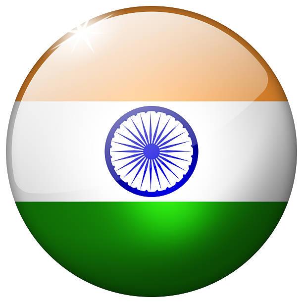 #IndiaRoundGlassButton